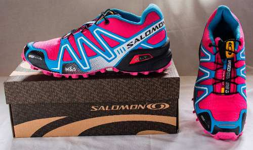 Zapatillas Running Salomon Baratas