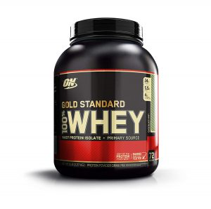 Comprar whey gold standard opiniones