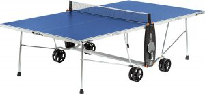 Tablero de ping pong plegable mesa