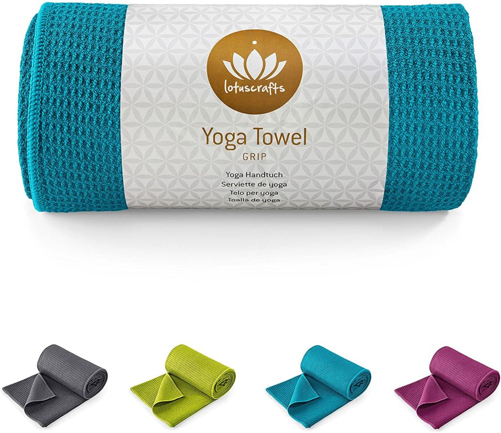 Lotuscrafts esterilla yoga comprar opiniones amazon