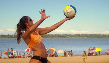 El Mejor Balón de Vóley Playa del mercado (Guía 2020)